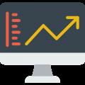 healthcare financial services icon