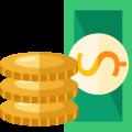 healthcare revenue management services icon